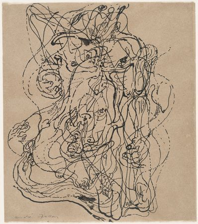 Breaking Down Barriers | Automatic drawing, Modern art and Surrealism