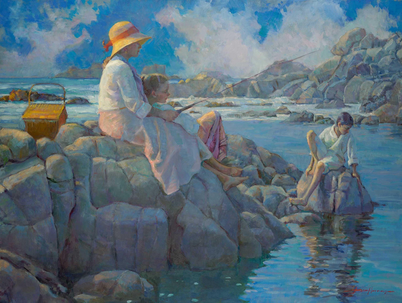 Don hatfield at the cove coastal