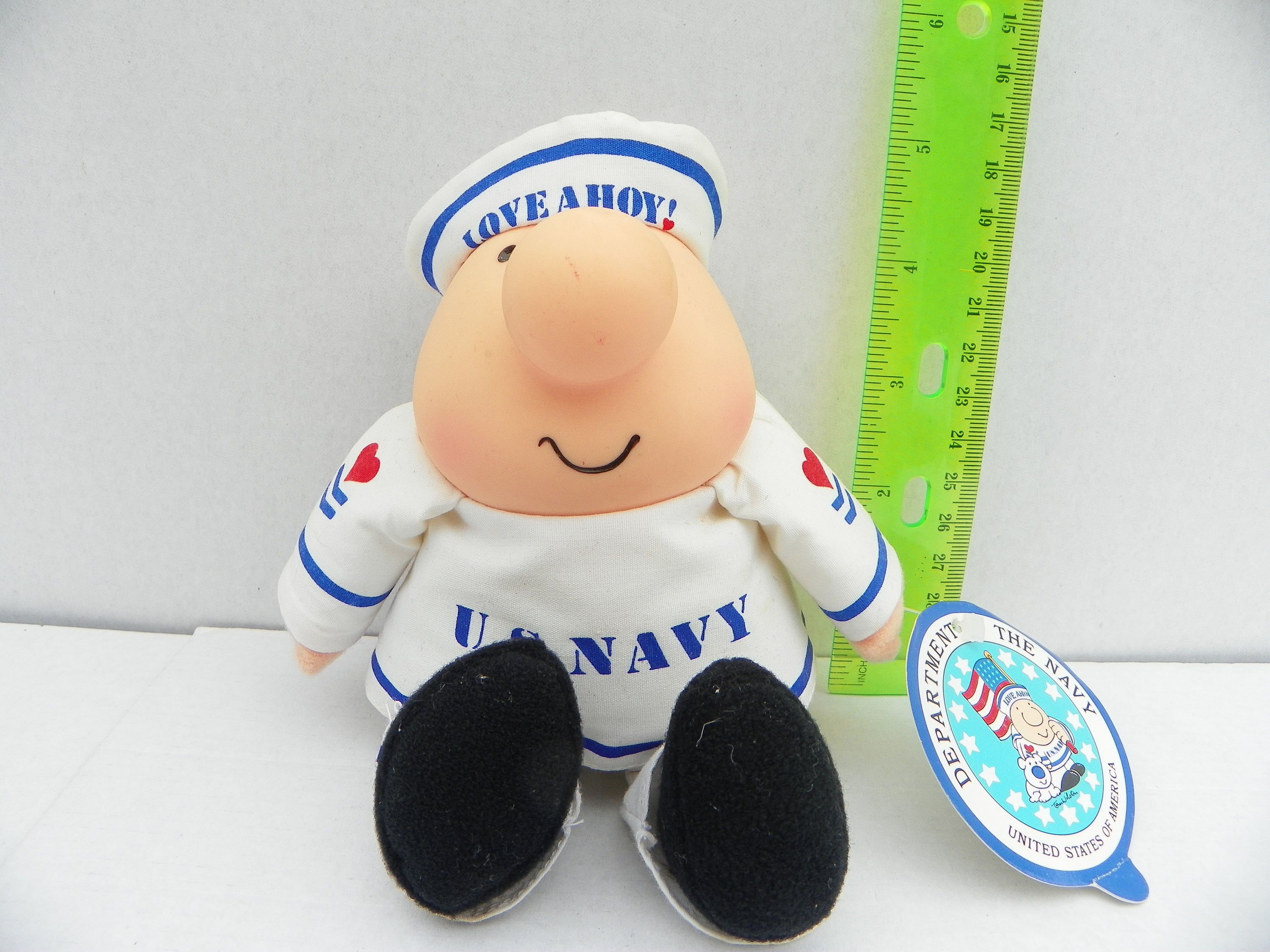 Vintage 1986 ziggy cloth doll us navy ziggy doll love ahoy vintage 1986 ziggy cloth doll u navy ziggy doll love ahoy american greetings ziggy soft toy tom wilson ziggy united states navy by shersbears on kristyandbryce Gallery