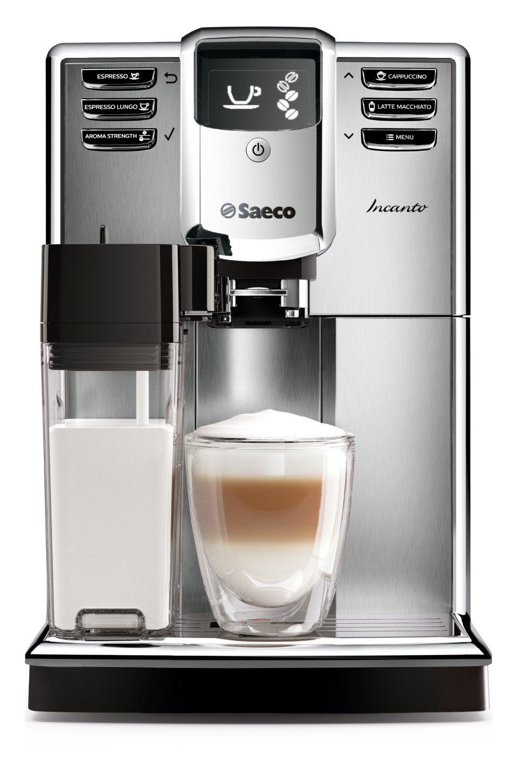 Philips Saeco Incanto coffee makers (Freestanding