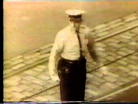 Pittsburgh, Pennsylvania - The Original Candid Camera clip of Pittsburgh's famous Dancing Traffic Cop
