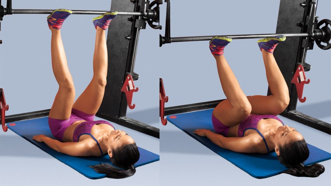 how to use smith machine for glutes