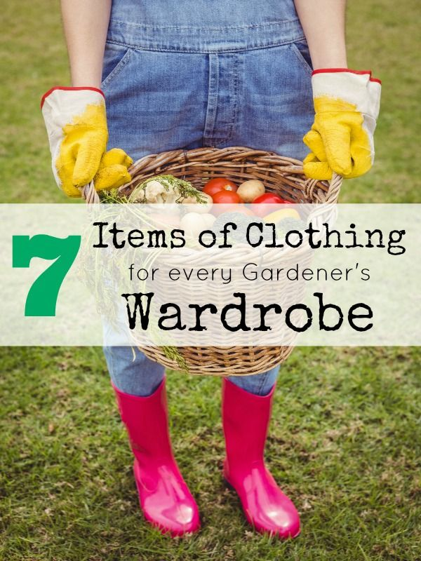 9add3e0a3ecaf9aa97e034bf521396cb - Best Clothes To Wear For Gardening