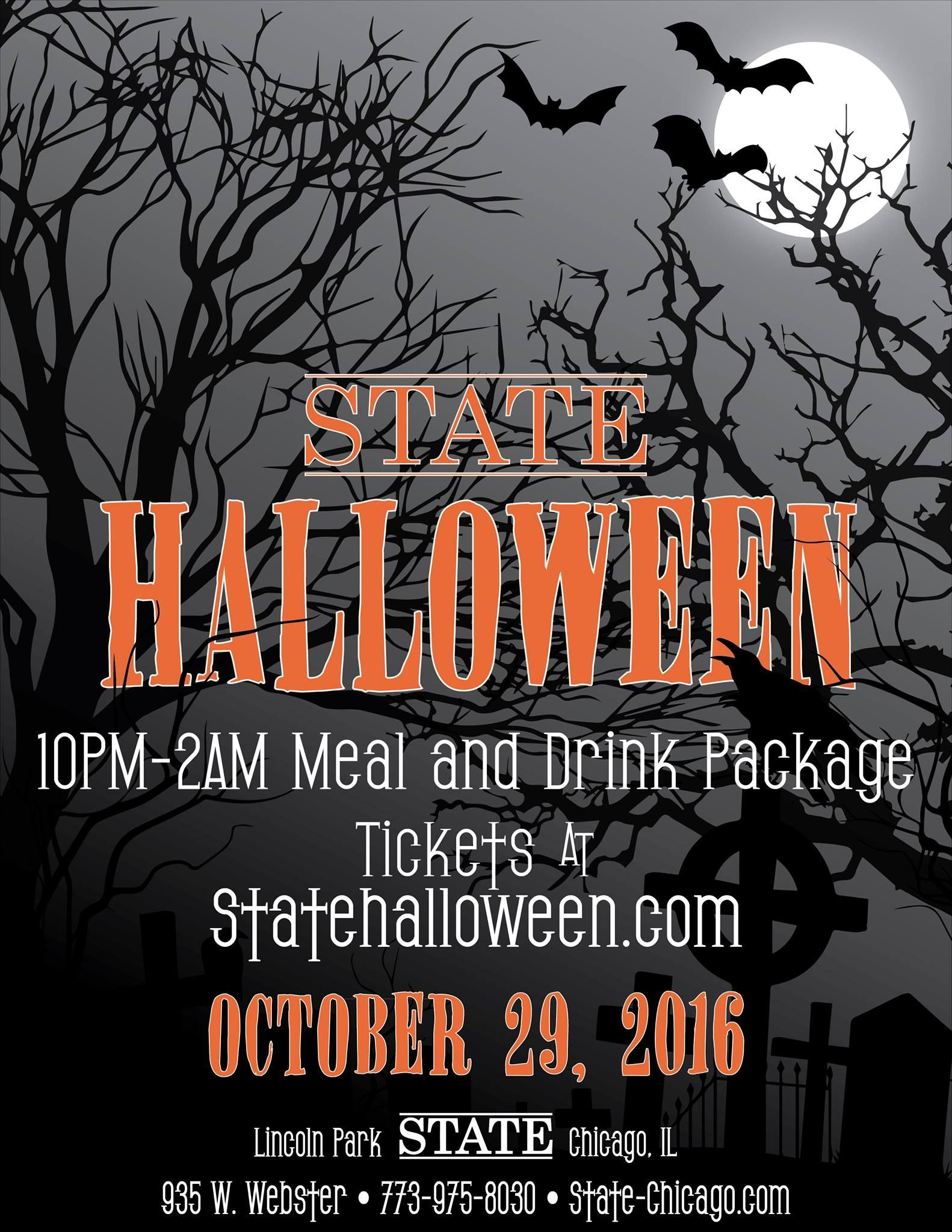 Halloween is less than two weeks away! Celebrate with us