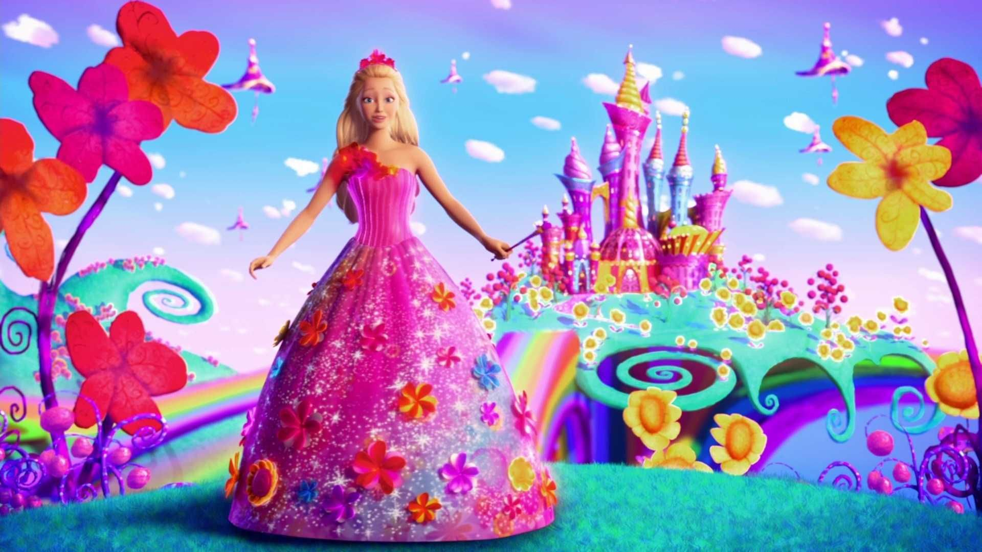 beautiful barbie doll wallpapers download