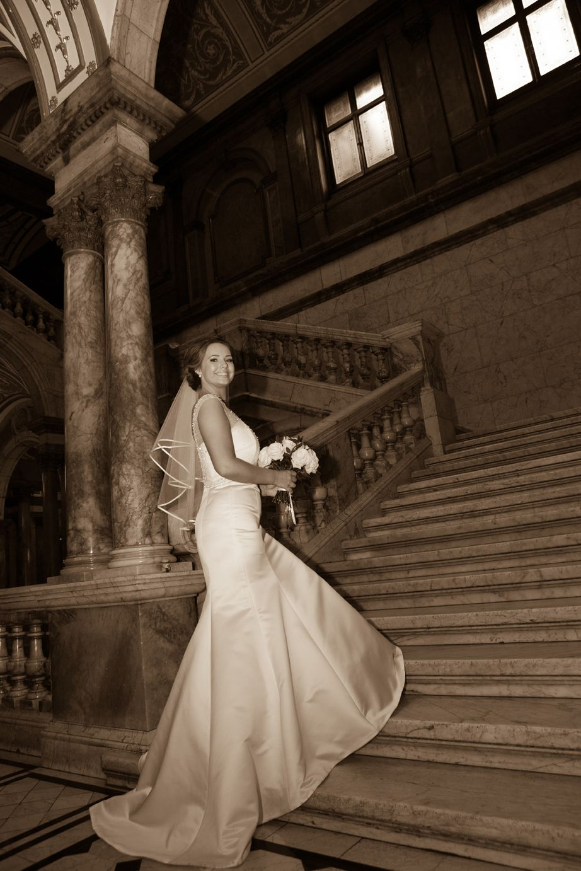Wedding Photographers Glasgow City Chambers