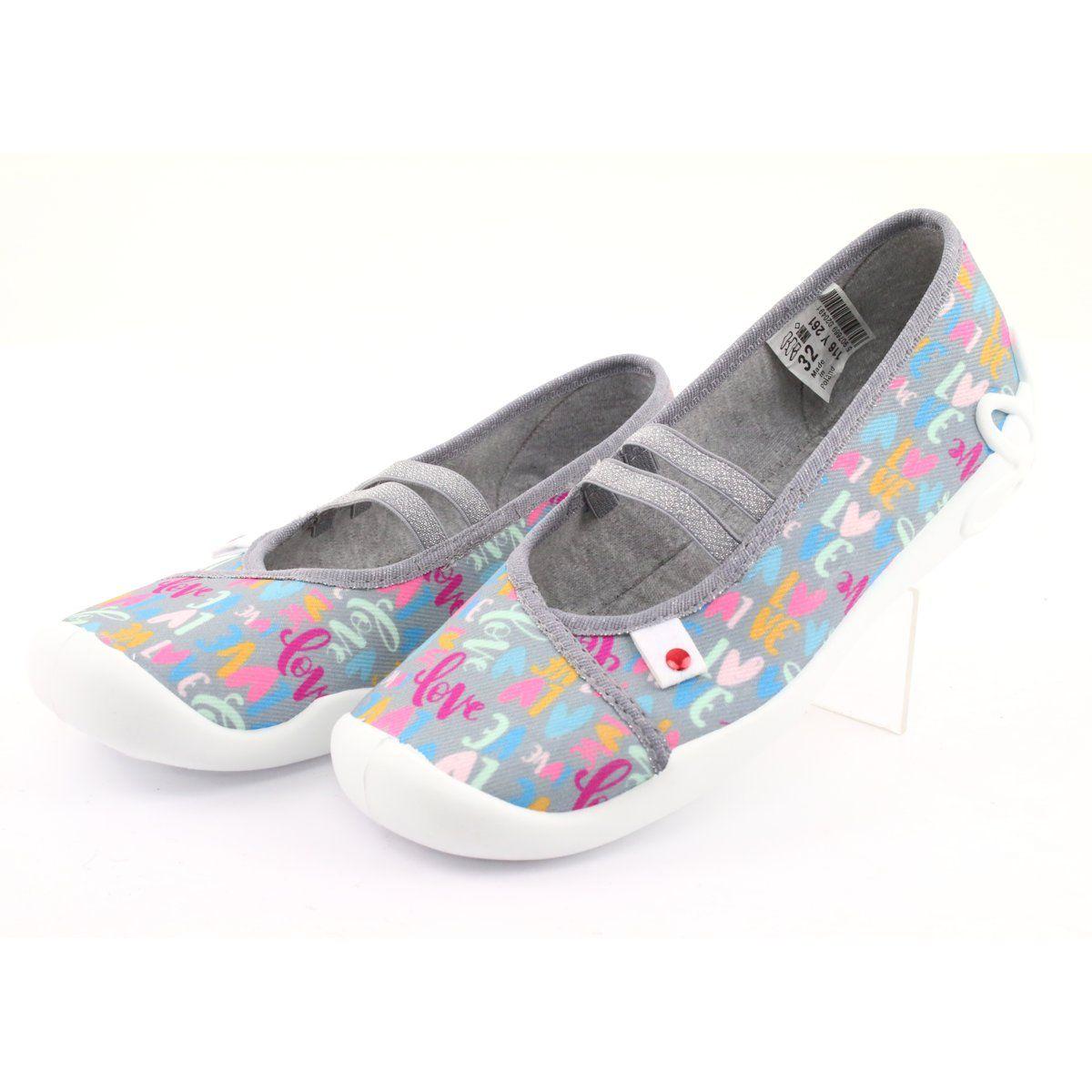 Befado Obuwie Dzieciece 116y261 Childrens Shoes Kid Shoes Childrens Slippers
