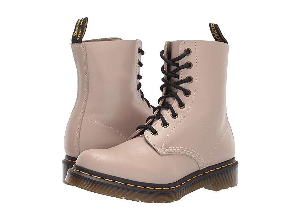 KNEE LENGTH DR Martens Ladies Size 5 Black Boots Doc Marten
