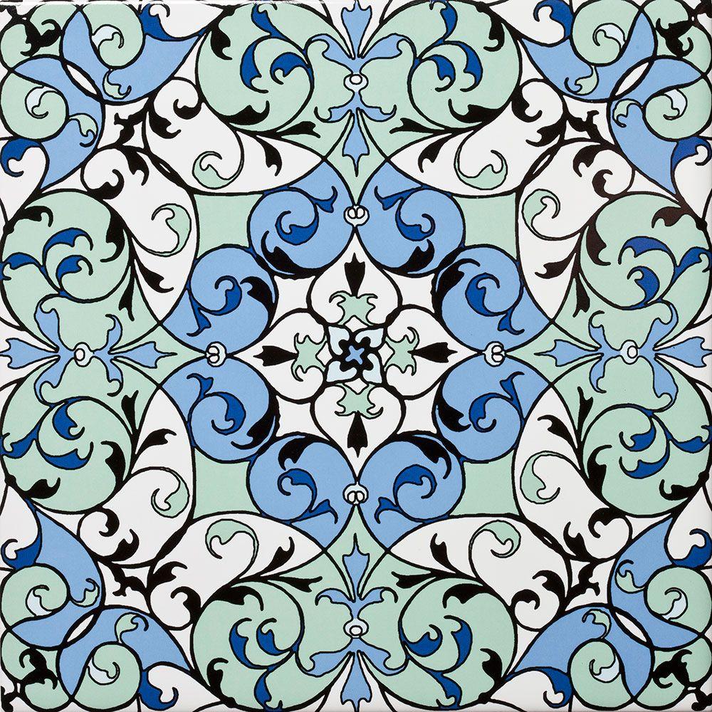 Prepossessing moroccan tile afghan for tile floor around the prepossessing moroccan tile afghan for tile floor dailygadgetfo Gallery