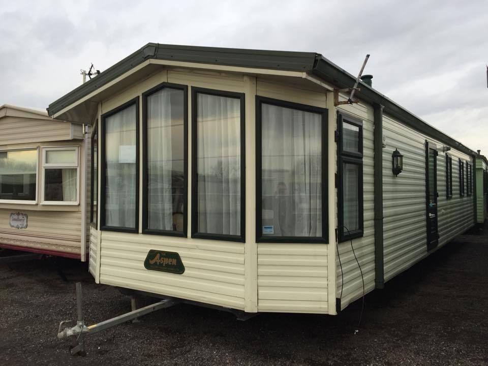 Mobilheim Willerby Vogue : Willerby aspen static caravan