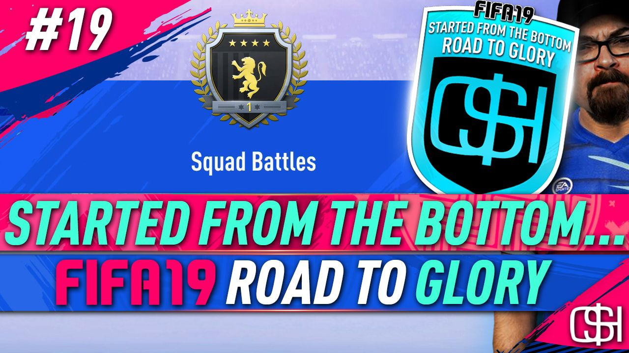 Elite 1 Squad Battles Rewards And Fut Champions I Fifa 19 Road To Glory 19 Squad Battle Elite
