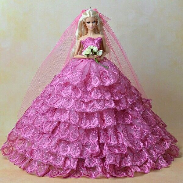 Pin de JosiePerú en Barbie Novias | Pinterest | Barbie, Novios y ...