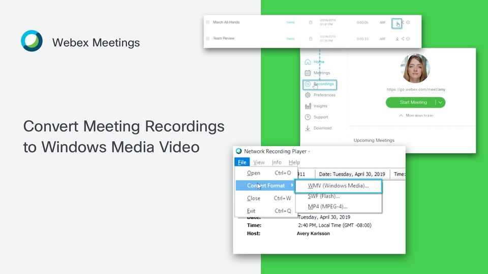 We Ve Created Video Tutorials To Help Improve Your Experience Using Cisco Webex Meetings These Videos Cover Important Top Videos Tutorial Tutorial Remote Work