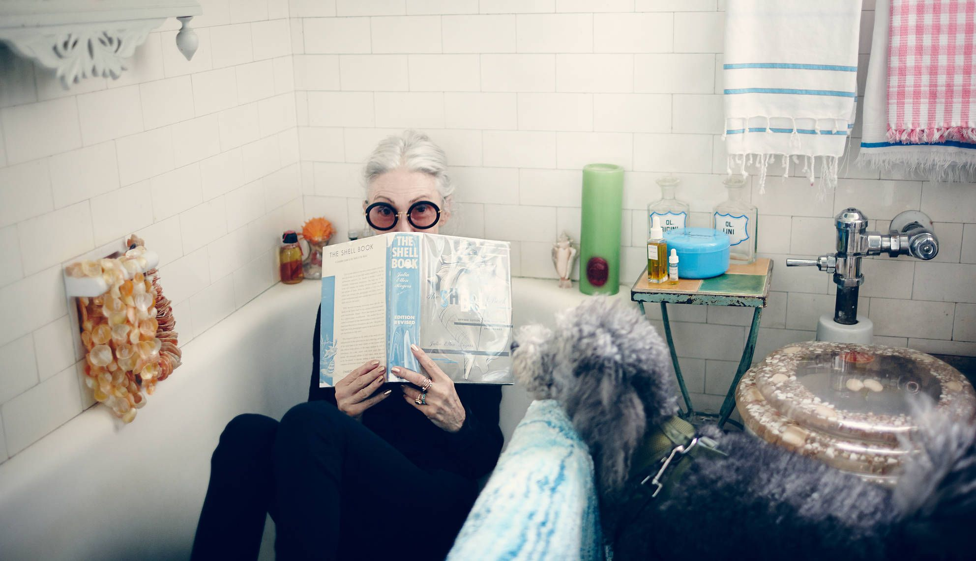 An Eye For Beauty At Home With Linda Rodin Rodin