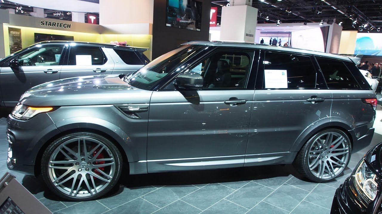 2016 STARTECH Range Rover Sport 3.0L V6 SC HSE Dynamic