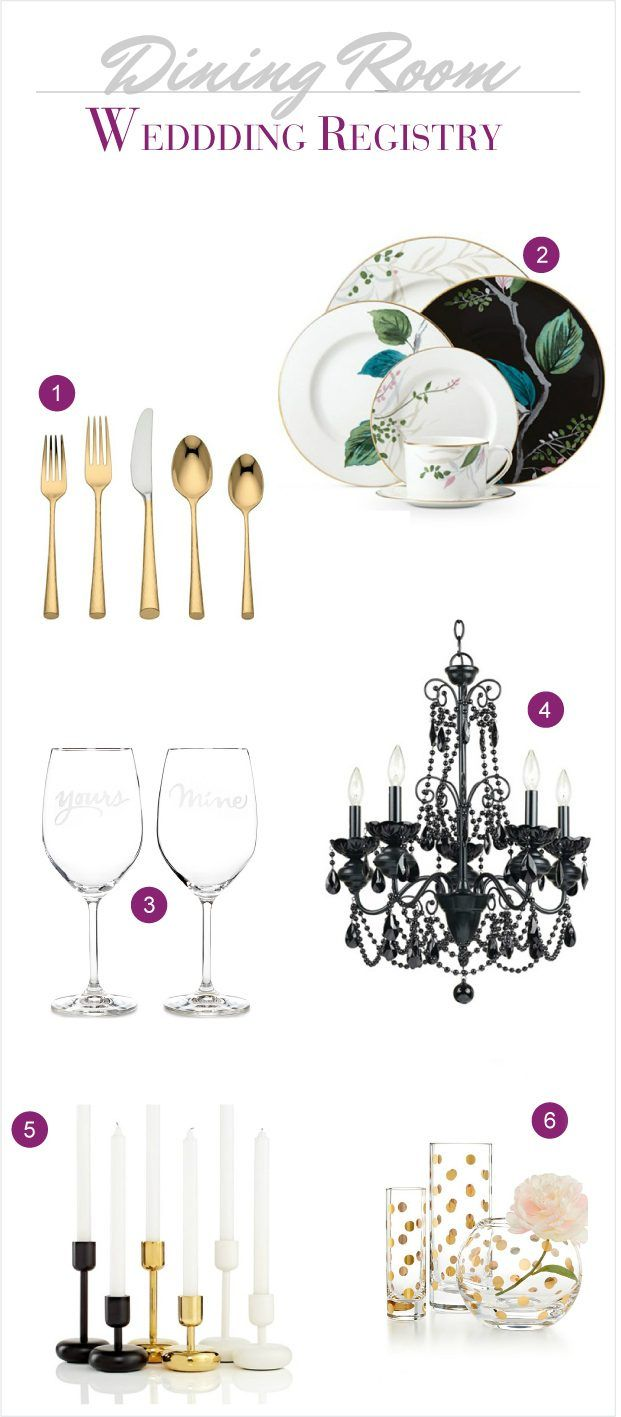 macys wedding registry collection