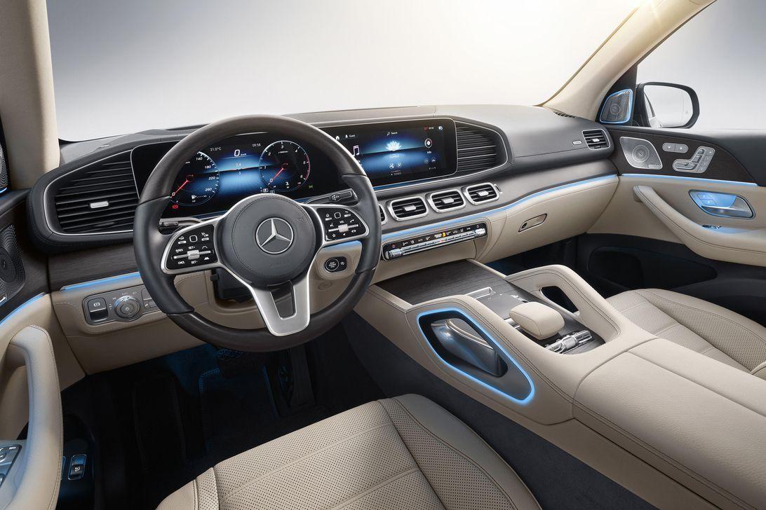 2020 Mercedes Benz Gls Class Inside Benz Suv Mercedes Suv Mercedes Maybach