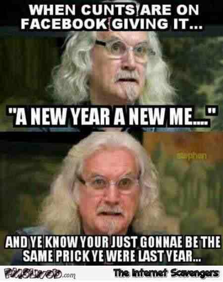 New Years Resolution Diet Meme