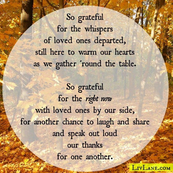 Thanksgiving Quotes Kids: Gratitude Poem - Google Search