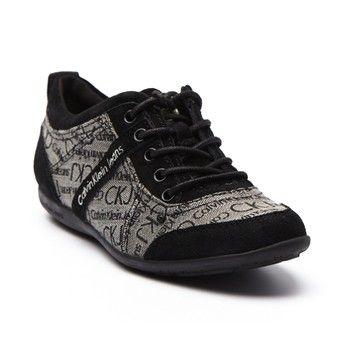 Sneakers Karen-Glenna noires - Calvin Klein - Ref  1252766   Brandalley 0f88218c05e3