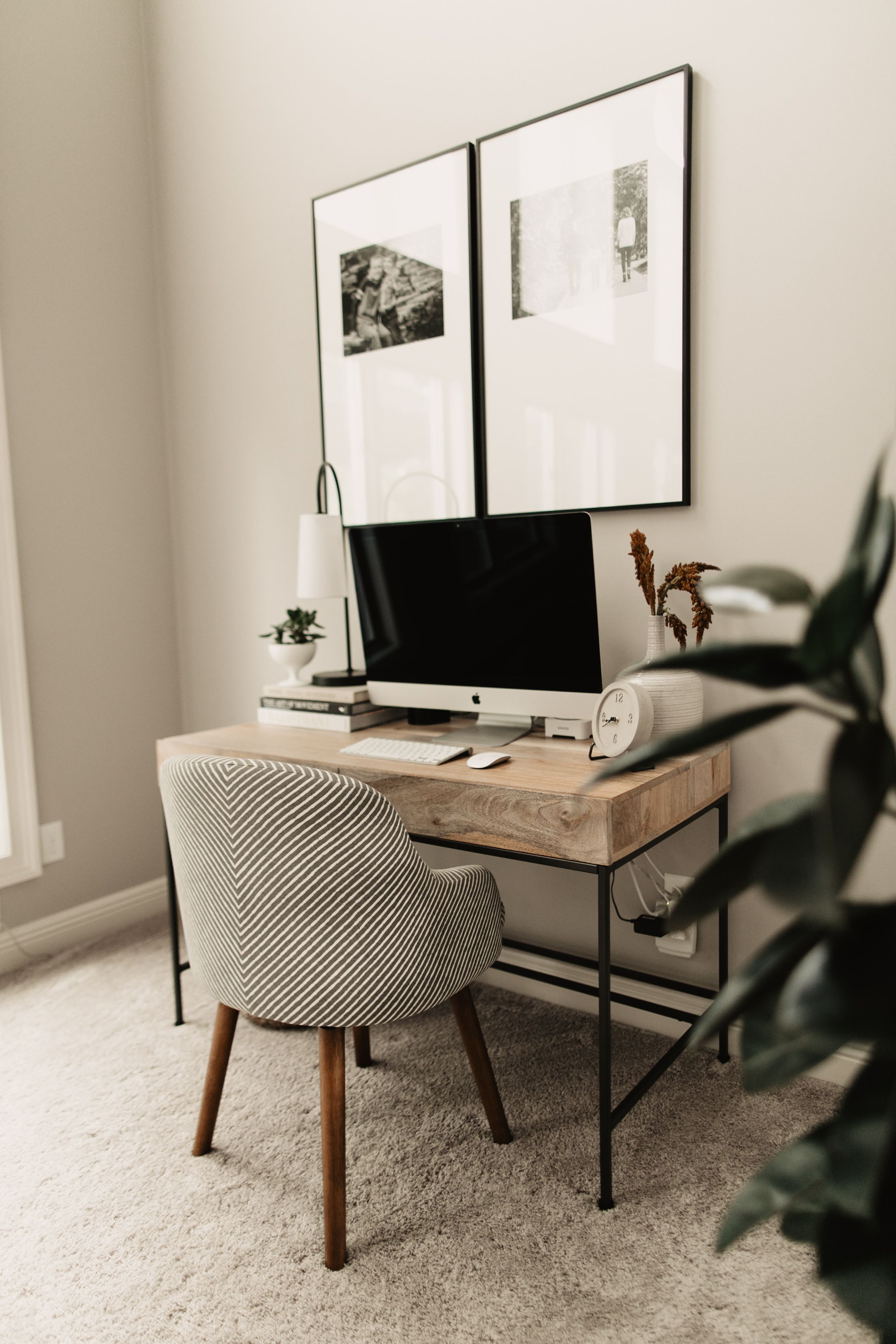 Hackberry Entry Living Room Office Design By Traeger