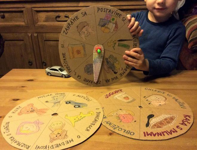 Tvoríme s deťmi - Zázračné koleso nápadov - II. časť / SAShE.sk » SAShE.sk - slovenský handmade dizajn
