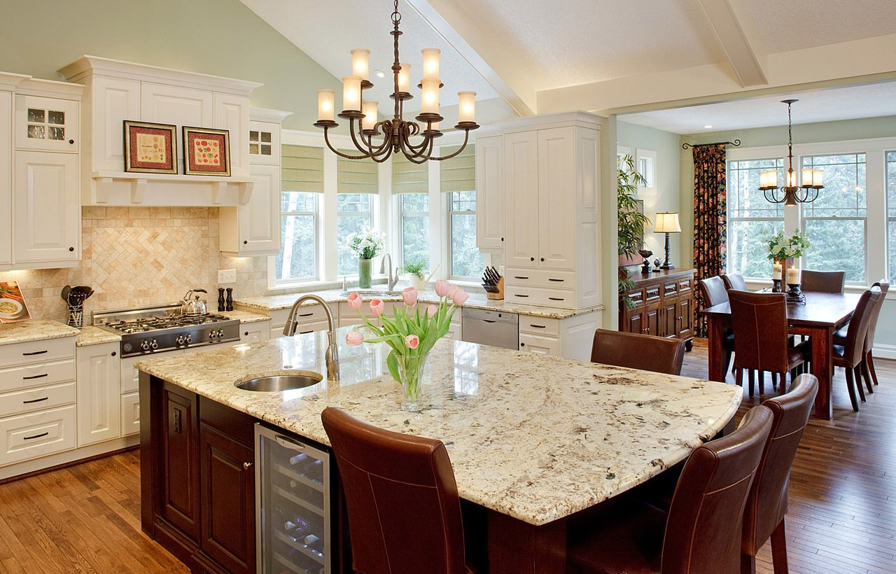 Traditional 1   Kitchen, Kitchen cabinets reviews, Kitchen ...