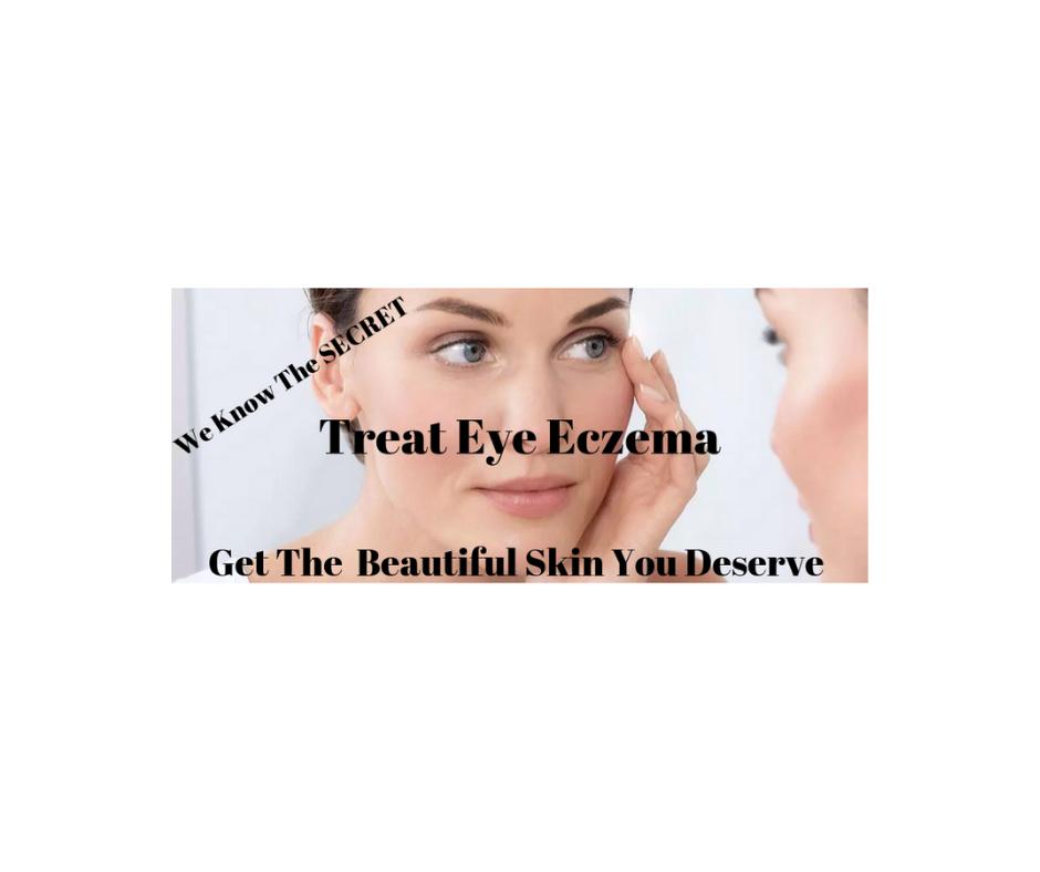 Eczema on eyelids We know a secret Eczema on eyelids