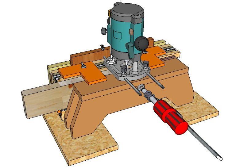 copain des copeaux plans mortaiseuse woodwork jigs. Black Bedroom Furniture Sets. Home Design Ideas