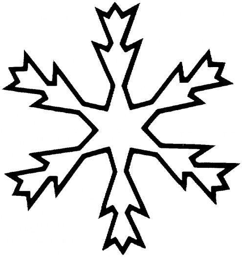11+ Supercoloring snowflake ideas