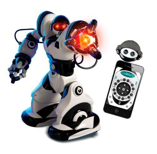Gigantic Collection Of Gift Ideas For Tween Girls | Robosapien X Robot Kit