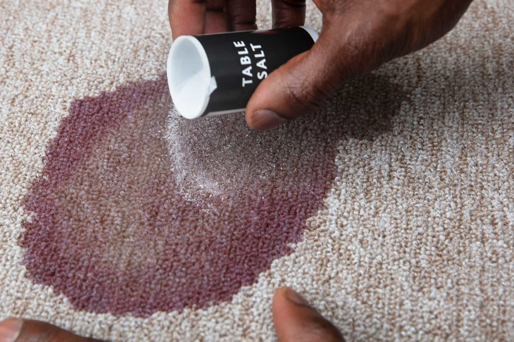 How To Get Blood Stains Out Of Carpet Homemade Carpet Cleaner