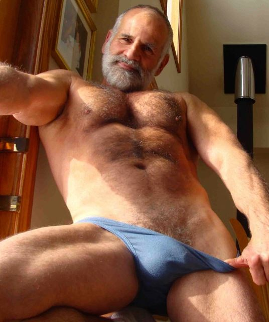Bear porno paul