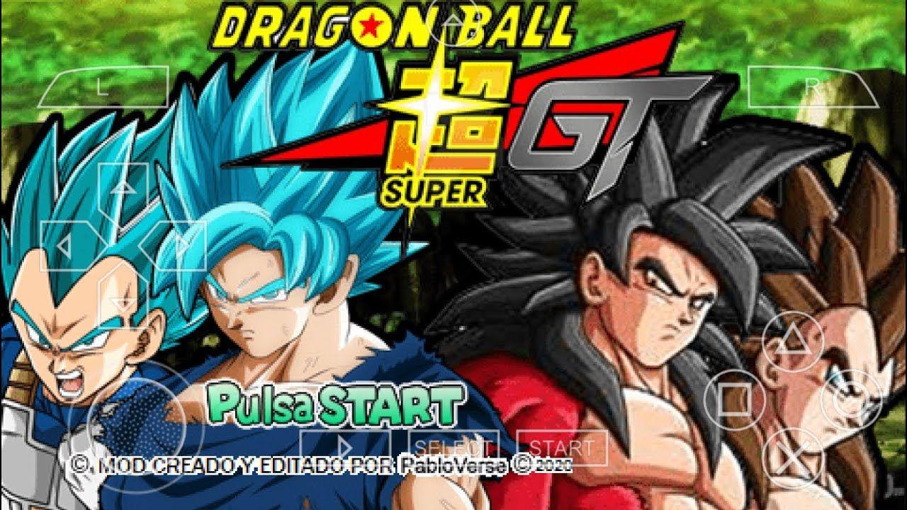 New Dragon Ball Super Gt Shin Budokai 2 Mod Iso 2020 Download En