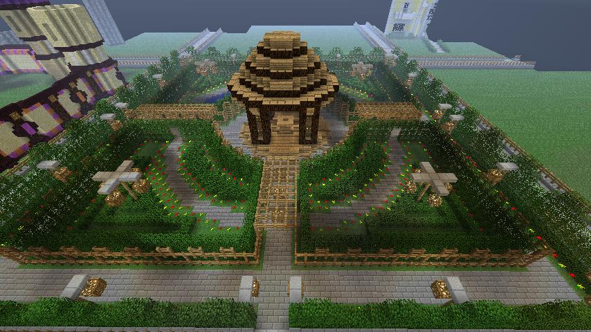 Serenity Garden   Creative Mode   Minecraft Discussion   Minecraft Forum    Minecraft Forum