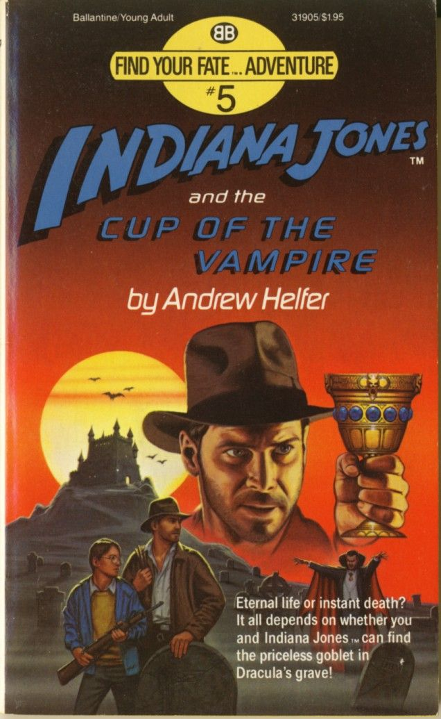 Indiana Jones Book