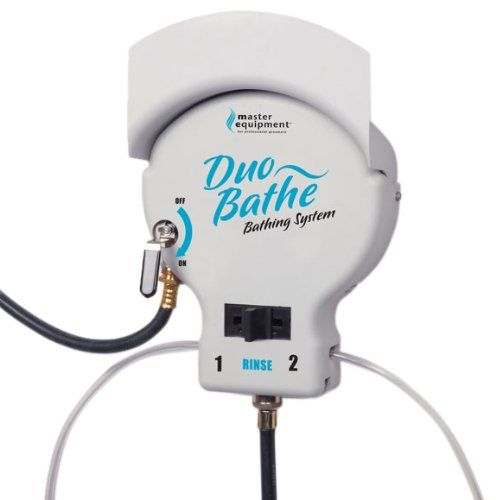 Master Equipment Duo Bathe Bathing System Off White See This