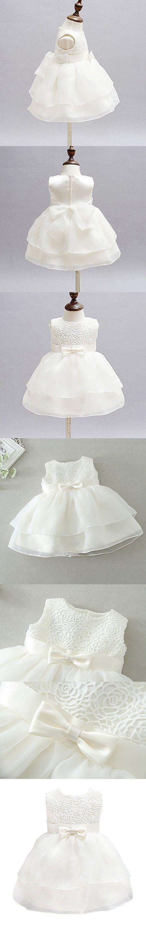 d4b9b989e Dream Rover Baby Girl Dress Cristening Baptism Special Occasion Dress