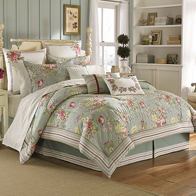 Laura Ashley Eloise Comforter Sets Bedrooms Amp Bedding