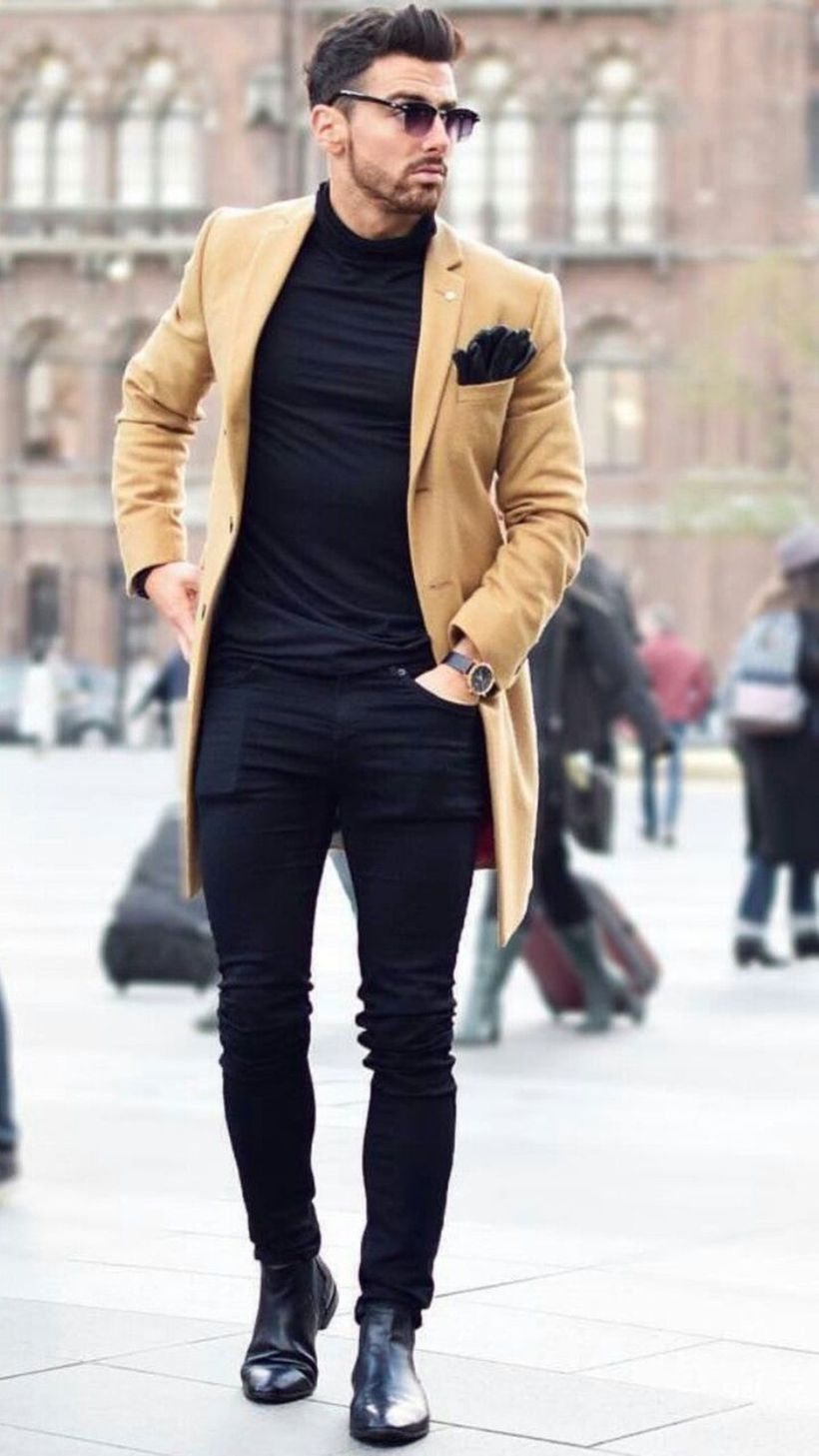 31 Business Casual Men Outfits you Can Wear Everyday During