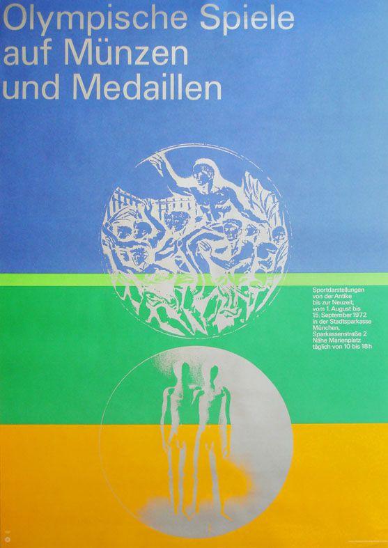 Details Zu Olympische Spiele 1972 Kultur Edition Münzen Und