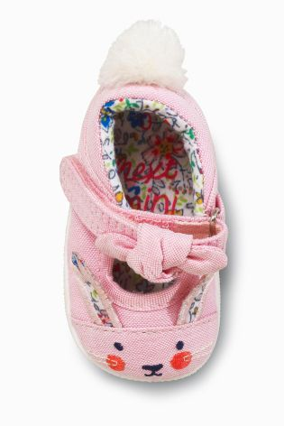Buy Pink Pram Shoes (0-18mths) from the Next UK online shop