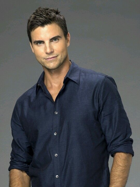 Colin Egglesfield From The Client List