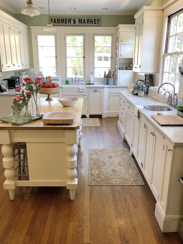 Decorating For Fall Kitchen Design Home Kitchens Farmhouse Renovation