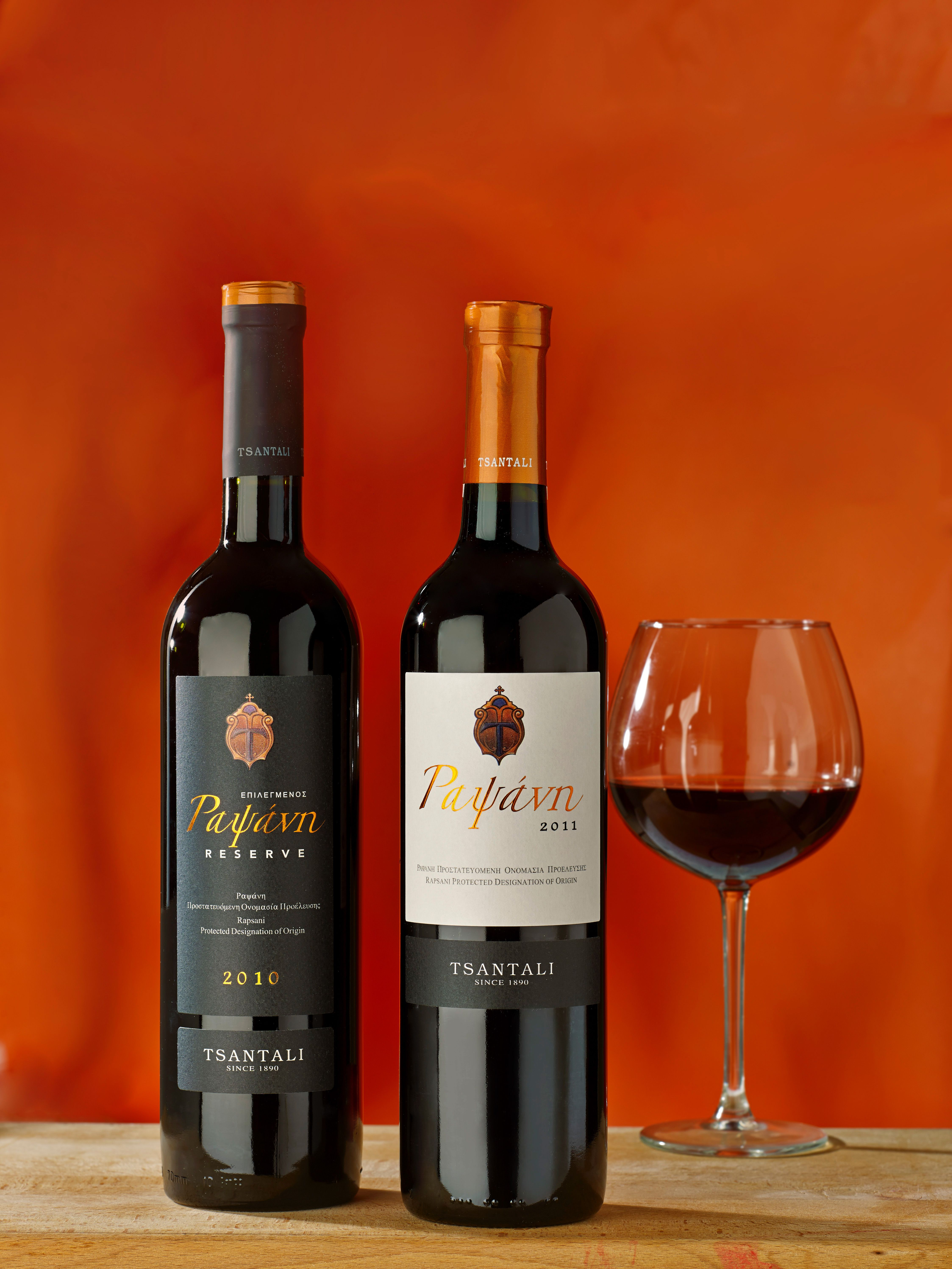 Double Gold For Rapsani Family Thessaloniki International Wine Competition 2014 Wine Greek Wine Red Wine