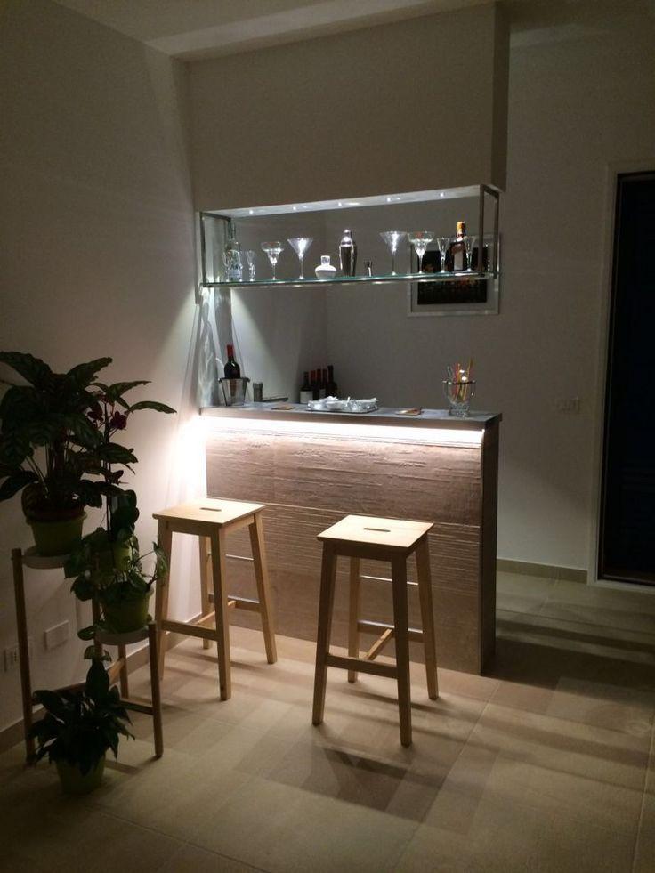 Mobili Bar Antichi Wohnung bar, Moderne