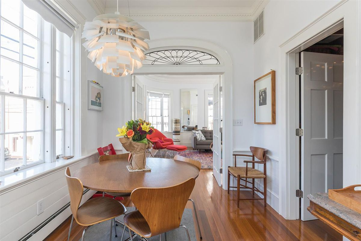 On the Market: An Airy Condo in Downtown Portsmouth