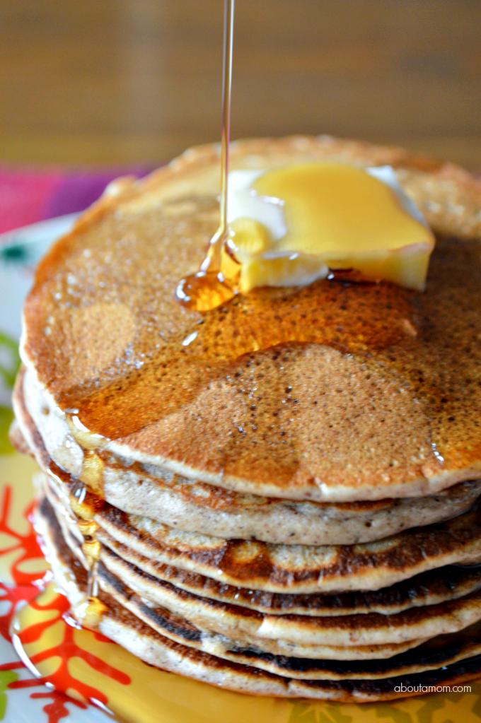 Gingerbread pancakes with cinnamon brown sugar syrup brown sugar gingerbread pancakes with cinnamon brown sugar syrup ccuart Image collections