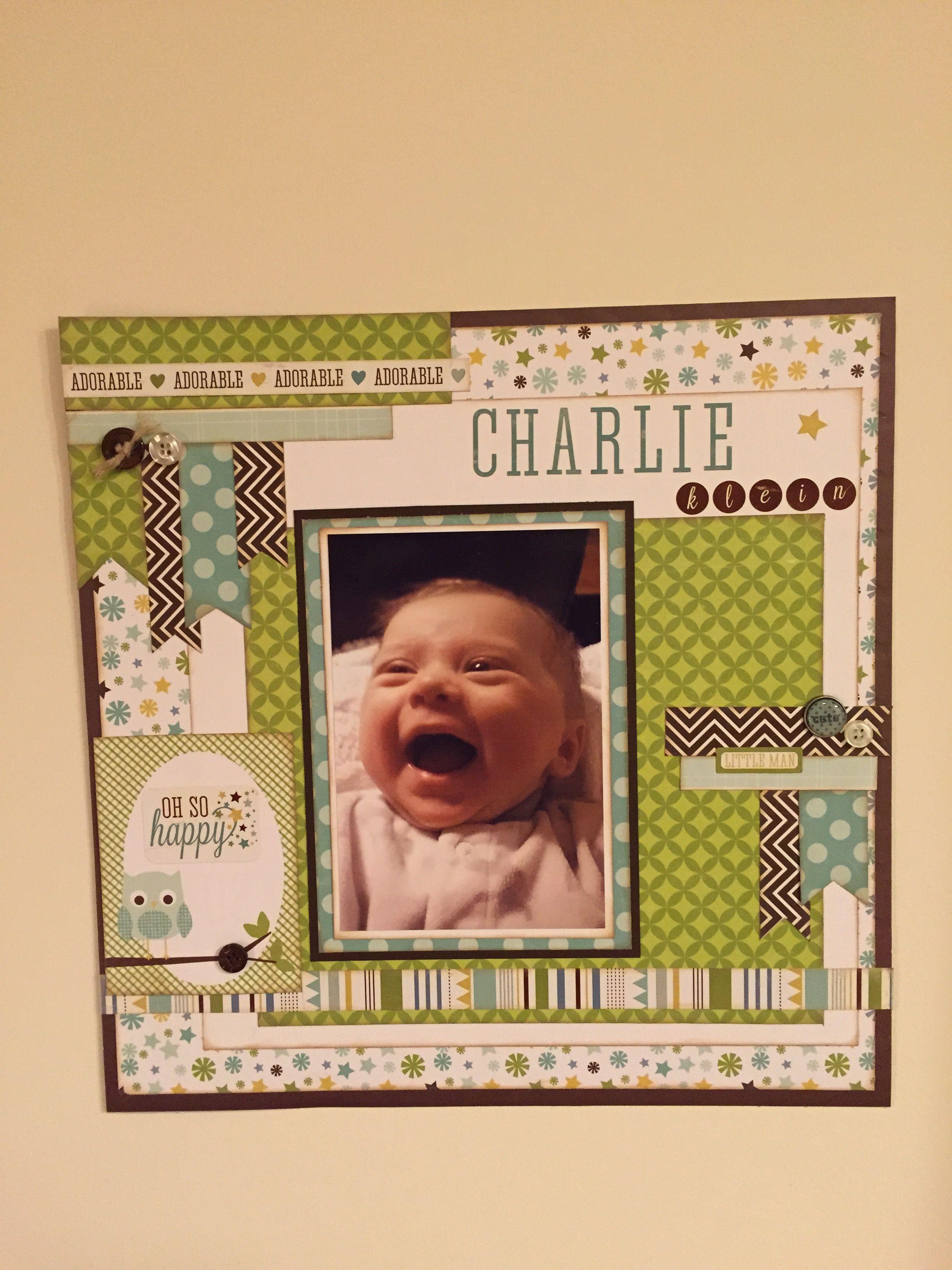 Baby - Bundle of Joy Echo Park