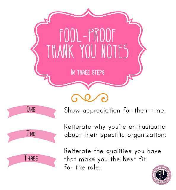 pretty pink ponies Postinterview Thank You resume examples